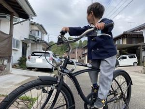 サイクリング【飛騨高山の新築注文デザイン住宅】